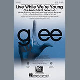 Mac Huff - Live While We're Young (The Best of Glee Season 4) - Drums