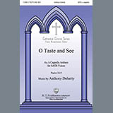 O Taste And See (Anthony Doherty) Noter