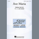 John Conahan Ave Maria cover art