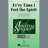 Audrey Snyder - Every Time I Feel The Spirit