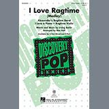 Mac Huff - I Love Ragtime (Medley)