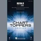 Royals - Choir Instrumental Pak