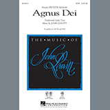 Agnus Dei (John Leavitt - From Petite Mass) Noten
