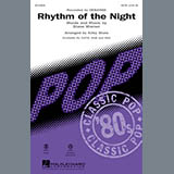 Rhythm of the Night - Choir Instrumental Pak