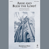 John Parker Arise And Bless The Lord! cover art