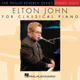 Elton John - I Guess Thats Why They Call It The Blues [Classical version] (arr. Phillip Keveren)