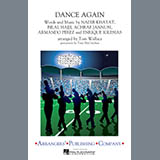 Dance Again - Marching Band