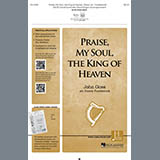 Praise, My Soul, The King Of Heaven (arr. Duane Funderburk) Sheet Music
