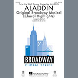 Aladdin (Choral Highlights) (Arr. Mac Huff) - Tenor Saxophone
