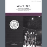 Platinum What'll I Do? (arr. Ed Waesche, Renee Craig) l'art de couverture