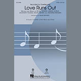 Love Runs Out - Choir Instrumental Pak