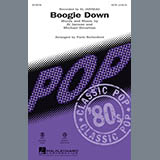 Boogie Down - Choir Instrumental Pak
