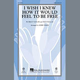 I Wish I Knew How It Would Feel to be Free - Choir Instrumental Pak