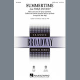 Summertime - Choral Instrument Pak Noter