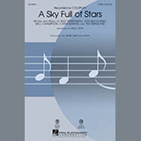 Coldplay A Sky Full of Stars (arr. Mac Huff) - Electric Guitar l'art de couverture