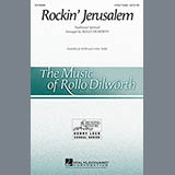 Rollo Dilworth Rockin' Jerusalem l'art de couverture