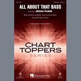 All About That Bass (arr. Roger Emerson) - Choir Instrumental Pak Partitions
