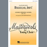 Hallelujah, Amen! (arr. Matthew Michaels)