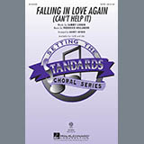 Audrey Snyder Falling In Love Again (Can't Help It) cover kunst
