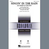 Singin In The Rain - Choir Instrumental Pak (Mac Huff) Bladmuziek