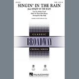 Singin In The Rain - Choir Instrumental Pak