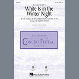 White Is in the Winter Night - Choir Instrumental Pak