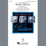 Pentatonix Silent Night (adapt. Roger Emerson) cover art