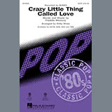 Crazy Little Thing Called Love (arr. Kirby Shaw) - Choral Instrument Pak