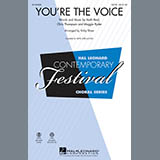 Youre The Voice - Choral Instrument Pak arr. Kirby Shaw