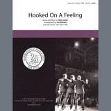Blue Suede Hooked On A Feeling (arr. Jon Nicholas) l'art de couverture