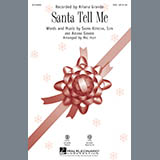 Santa Tell Me (Arr. Mac Huff) - Choir Instrumental Pak