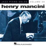 Henry Mancini - The Pink Panther [Jazz version] (arr. Brent Edstrom)
