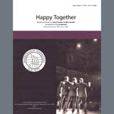The Turtles Happy Together (arr. Liz Garnett) l'art de couverture