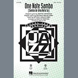 One Note Samba - Choir Instrumental Pak
