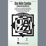 One Note Samba - Choir Instrumental Pak Digitale Noter