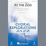 At the Zoo - Choir Instrumental Pak Noten