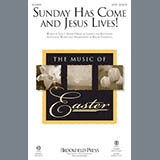 Sunday Has Come and Jesus Lives! - Choir Instrumental Pak