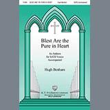 Hugh Benham Blest Are The Pure In Heart cover art