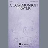 Simon Lole A Communion Prayer arte de la cubierta