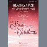 Simon Lole Heavenly Peace arte de la cubierta