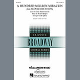 Rodgers & Hammerstein - A Hundred Million Miracles (arr. Jill Gallina)