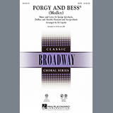 Ed Lojeski Porgy and Bess (Medley) - Full Score l'art de couverture