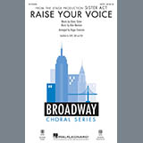 Roger Emerson Raise Your Voice - Flute cover art