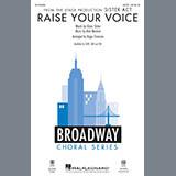 Roger Emerson Raise Your Voice - Bass cover art