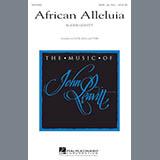 African Alleluia Noten