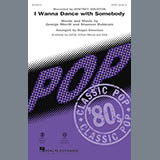 I Wanna Dance With Somebody - Choir Instrumental Pak