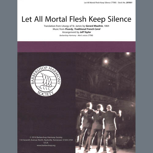 Let All Mortal Flesh Keep Silence (arr. Jeff Taylor)