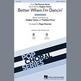 Better When Im Dancin - Choir Instrumental Pak