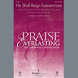 He Shall Reign Forevermore (with Angels We Have Heard on High) - Choir Instrumental Pak