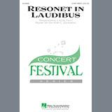Victor C. Johnson Resonet In Laudibus cover art